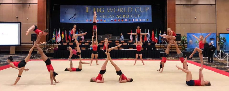 SXL at the Vegas Acro Cup