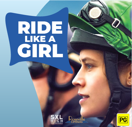 Ride like a girl movie fundraiser
