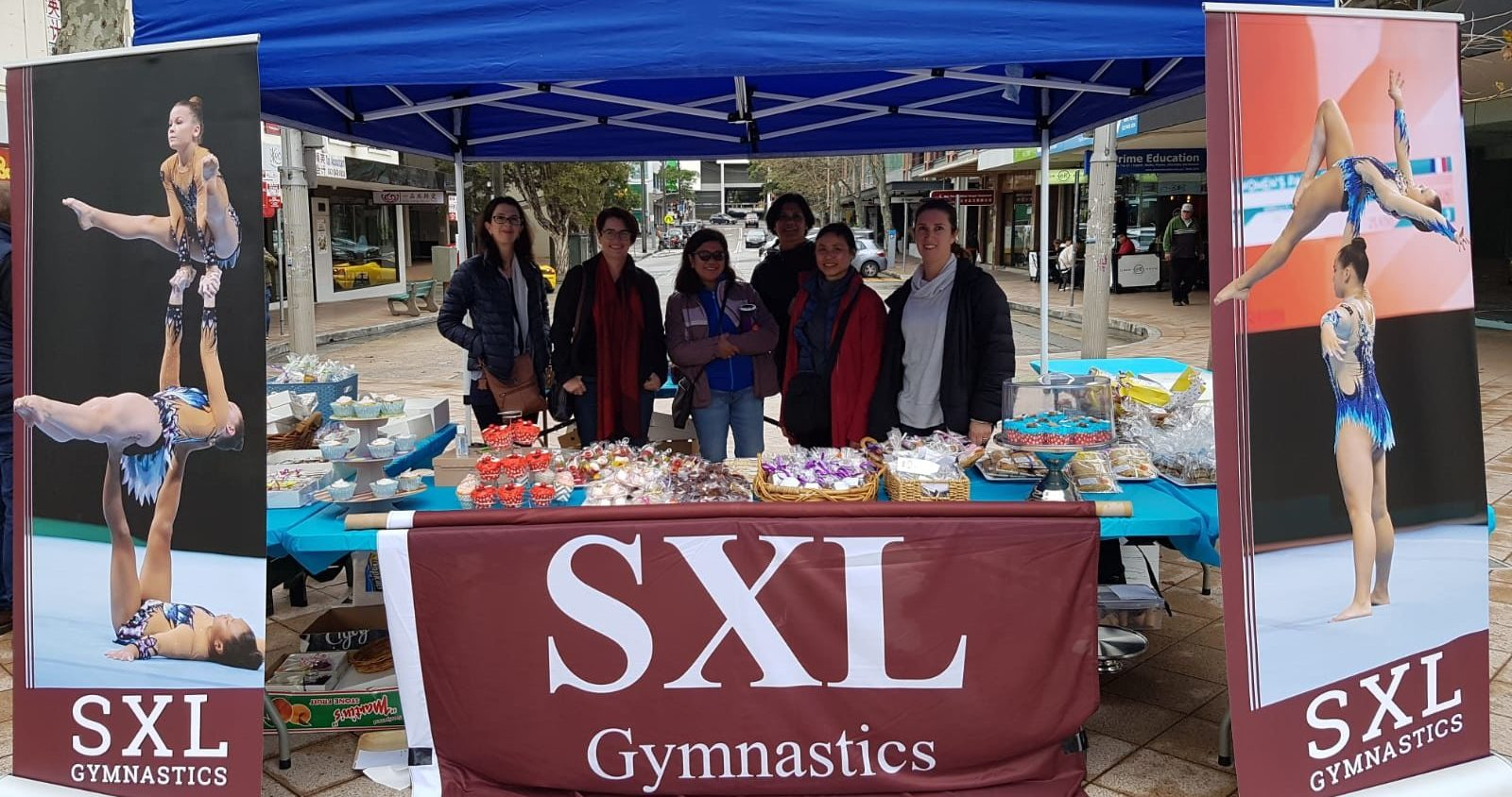 SXL Cake Stall Chatswood
